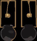 Pyau Earring